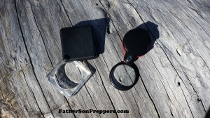 Dueling Survival Magnifying Glasses