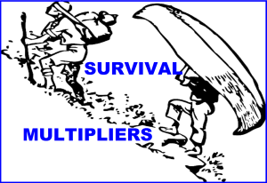 Survival Multipliers