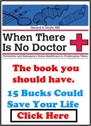 When no Doctor Book Ad