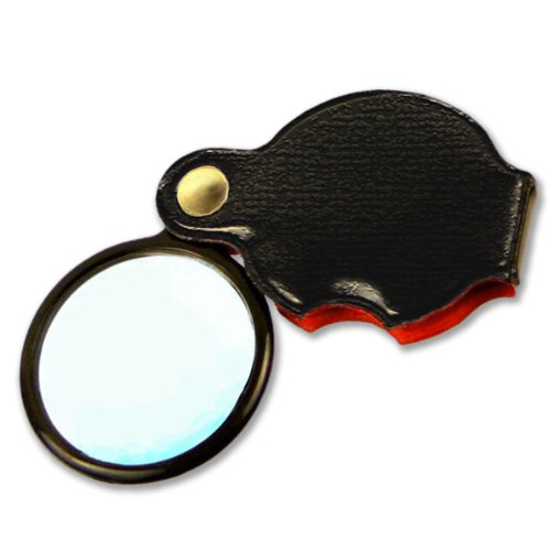 SUKRAGRAHA 60mm Camping Magnifier Magnifying Glass Lens Making Fire Survival Tool